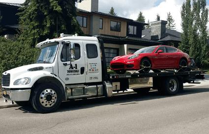 Tow Truck Bell