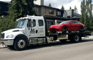 Tow Truck Van Nuys