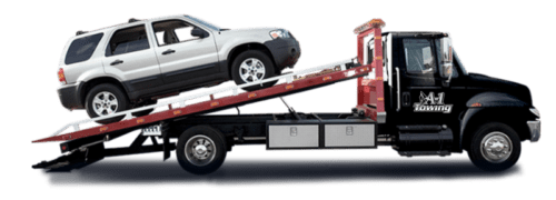 Towing Rosemead